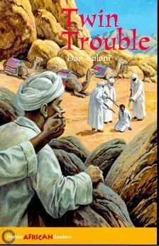 FULANI, DAN - Twin Trouble - Hodder African Readers [antikvár]