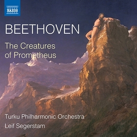 BEETHOVEN - THE CREATURES OF PROMETHEUS CD SEGERSTAM