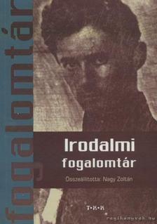 Nagy Zoltán - Irodalmi fogalomtár [antikvár]
