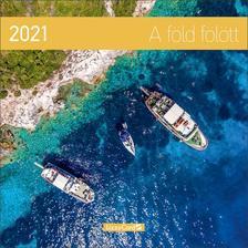 17267 - A Föld fölött Falinaptár lemez nagy - 2021