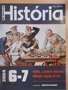 Antoni Judit - História 2004/6-7. [antikvár]