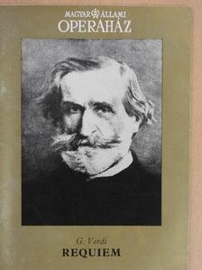 Fodor Géza - G. Verdi: Requiem [antikvár]