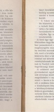 Rózsa János - Szexuális bűnözés [antikvár]