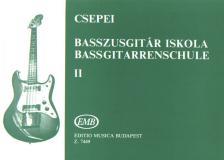 CSEPEI TIBOR - BASSZUSGITÁR ISKOLA II