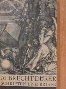 Albrecht Dürer - Schriften und Briefe [antikvár]