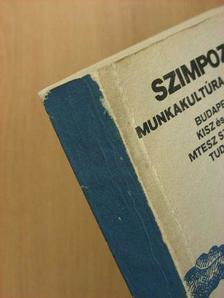 Antalovits Miklós - Szimpozion '80 [antikvár]