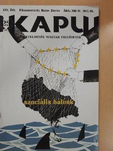 Bakay Kornél - Kapu 2012/08. [antikvár]