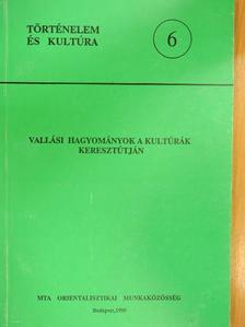 Boglár Lajos - Vallási hagyományok a kultúrák keresztútján [antikvár]