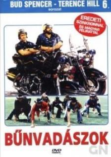 BŰNVADÁSZOK - DVD -