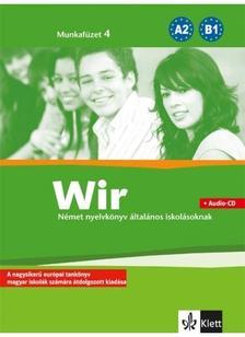 Wir Neue 4. Munkafüzet + CD