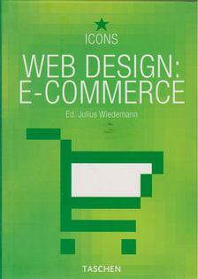 Ed. Julius Wiedemann - Web Design: E-Commerce [antikvár]
