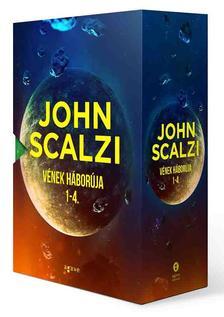 John Scalzi - Vének háborúja 1-4. (díszdobozos kiadás)