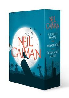 Neil Gaiman - Neil Gaiman-díszdoboz