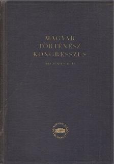 Lukács Lajos - Magyar történész kongresszus 1953 június 6-13 [antikvár]