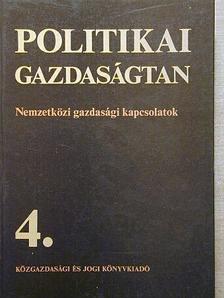 Bock Gyula - Politikai gazdaságtan 4. (töredék) [antikvár]
