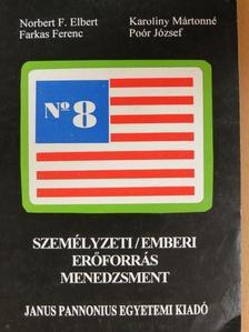 Farkas Ferenc - Személyzeti/emberi erőforrás menedzsment [antikvár]