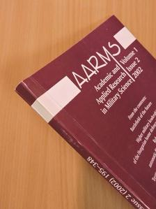 Gyarmati József - AARMS 2002/2. [antikvár]