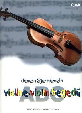 DÉNES-RÉGER-NÉMETH - HEGEDŰ ABC