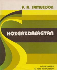 Samuelson, Paul A. - Közgazdaságtan [antikvár]
