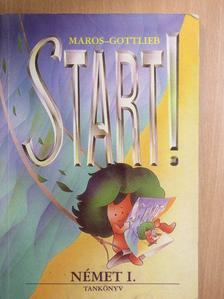 Maros Judit - Start! I. Tankönyv [antikvár]