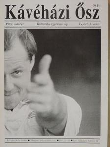 Botos Máté - Kávéházi Ősz 1997. október [antikvár]