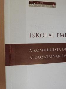 Fenyő D. György - A kommunista diktatúrák áldozatainak emléknapja [antikvár]