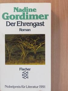 Nadine Gordimer - Der Ehrengast [antikvár]