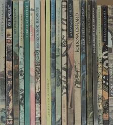 """D. Major Klára - """"20 kötet a Képes Történelem sorozatból (nem teljes sorozat)"""" [antikvár]"""