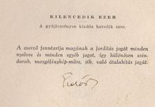 Erdős Renée - Fioretti (alárt) [antikvár]