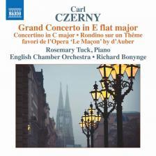 CZERNY - GRAND CONCERTO 2 CD TUCK & BONYNGE