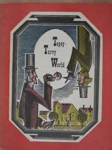 Edward Lear - Topsy-Turvy World [antikvár]