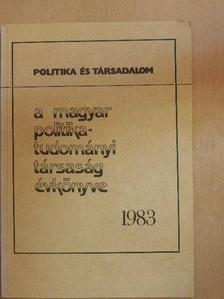 Ágh Attila - A Magyar Politikatudományi Társaság évkönyve 1983. [antikvár]