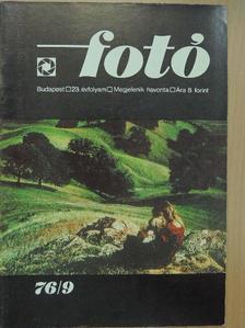 Balogh Ferenc - Fotó 1976. szeptember [antikvár]