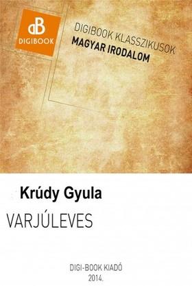 KRÚDY GYULA - A varjuleves [eKönyv: epub, mobi]
