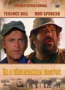 ÉN A VÍZILOVAKKAL VAGYOK  DVD