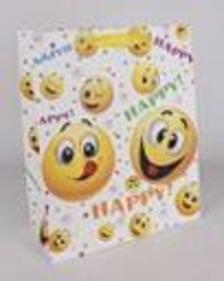 338575 - PAPÍRTASAK M.HAPPY SMILE-K 18*23