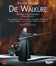 Wagner - DIE WALKÜRE DVD SIMON RATTLE