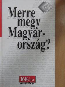 Ágh Attila - Merre megy Magyarország? [antikvár]