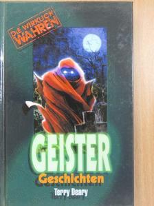 Terry Deary - Geister-Geschichten [antikvár]