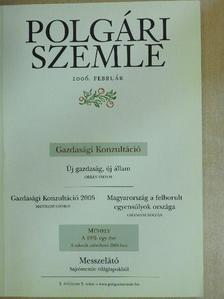 Cséfalvay Zoltán - Polgári Szemle 2006/2. [antikvár]