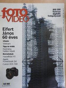 Eifert János - FotoVideo 2003. május [antikvár]