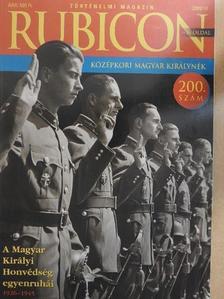 Baczoni Tamás - Rubicon 2009/10. [antikvár]