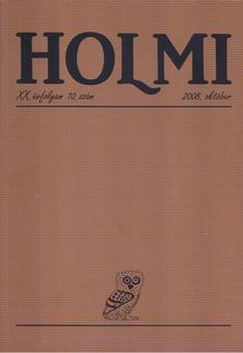 Réz Pál - HOLMI 2008. október [antikvár]