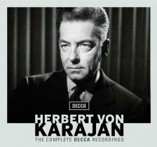 STRAUSS, BEETHOVEN, BRAHMS... - THE COMPLETE DECCA RECORDINGS 33CD KARAJAN