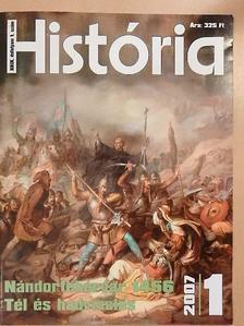 Cs. Kottra Györgyi - História 2007/1. [antikvár]