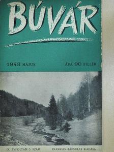 Dallos László - Búvár 1943. május [antikvár]
