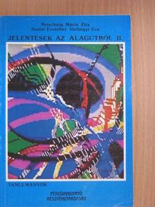 Petschnig Mária Zita - Jelentések az alagútból II. [antikvár]