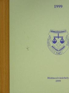 Dr. Bozó Franciska - Az Eötvös József Szakközépiskola Évkönyve 1999. [antikvár]