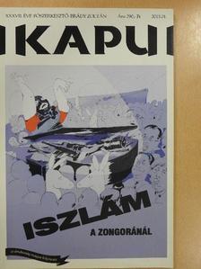 Ágoston András - Kapu 2015/01. [antikvár]