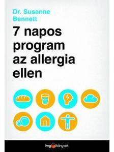 Bennett Dr., Suzanne - 7 napos program az allergia ellen